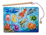 Fishing Magnetic Puzzle Game Puzzle con formine 10 pezzo(i)