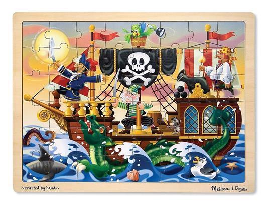 Pirate Adventure Jigsaw(48 pc) - 5
