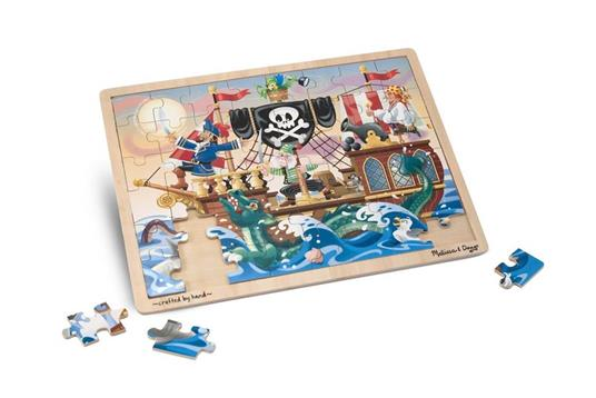 Pirate Adventure Jigsaw(48 pc) - 6