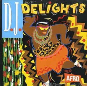D.J. Delights Afro - Vinile LP