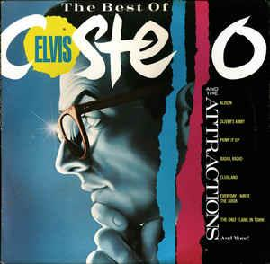 The Best Of Elvis Costello And The Attractions - Vinile LP di Elvis Costello