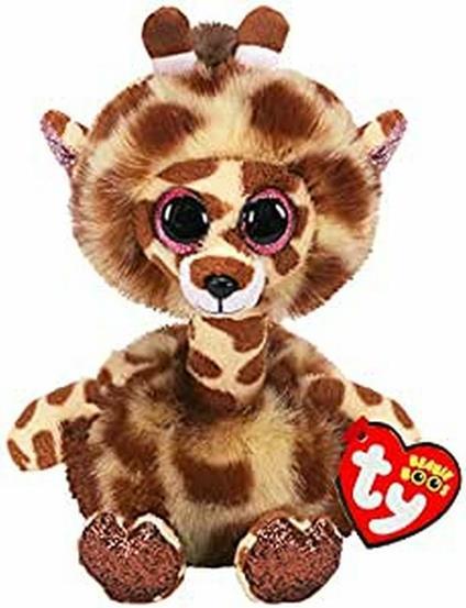 Beanie Boos 15 cm Gertie. Ty Giraffa
