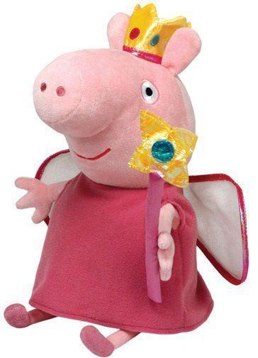 Peluche Peppa Pig Principessa Fate - 2