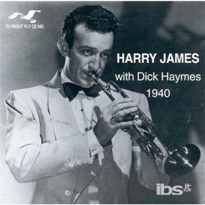 With Dick Haymes - CD Audio di Henry James