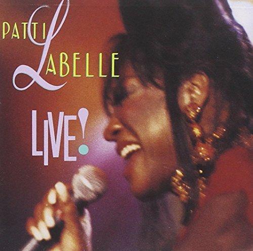 Live - CD Audio di Patti Labelle