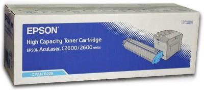 Epson cartuccia toner ciano alta capacita c13s050228 - 3
