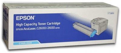 Epson cartuccia toner ciano alta capacita c13s050228 - 4