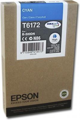 T617200 ink ciano (alta cap.) b-500 - 2