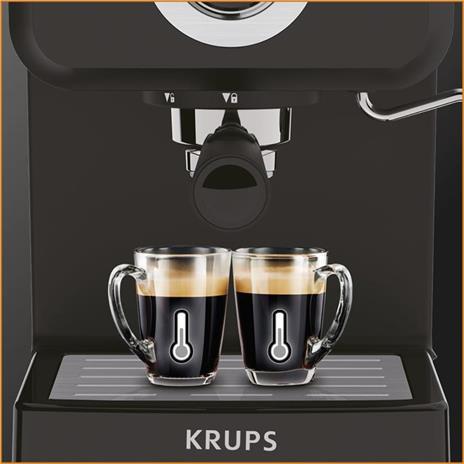 Krups OPIO XP3208 macchina per caffè Macchina per espresso 1,5 L - 7