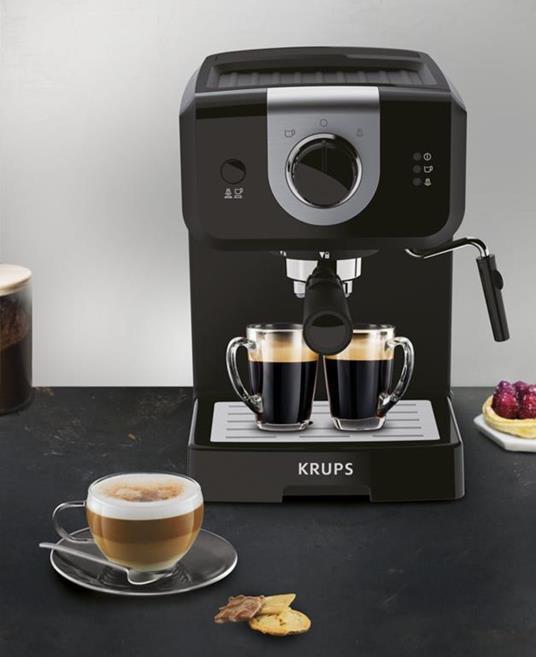 Krups OPIO XP3208 macchina per caffè Macchina per espresso 1,5 L - 8
