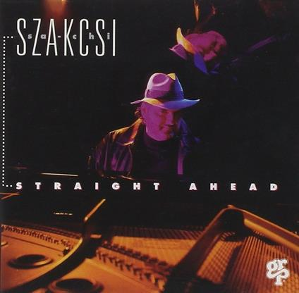 Straight Ahead - CD Audio di Szakcsi