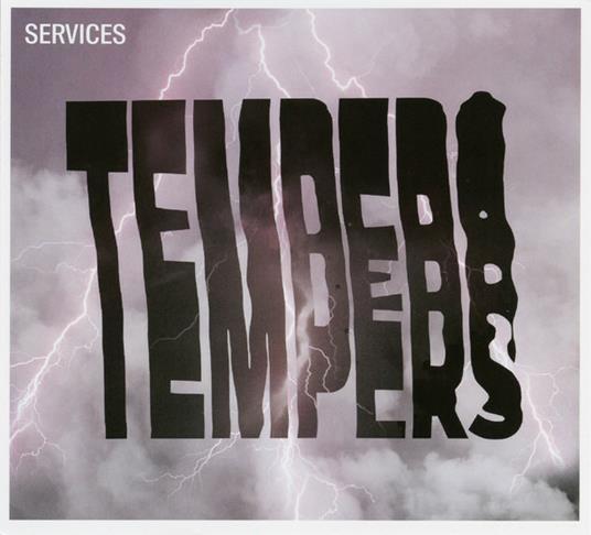 Services (Clear Vinyl) - Vinile LP di Tempers