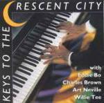 Keys to the Crescent City - CD Audio