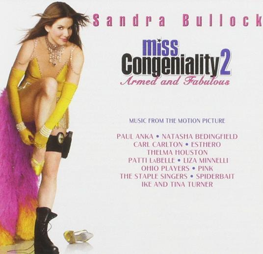 Miss Congeniality 2 (Colonna sonora) - CD Audio