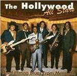 Hard Hitting Blues from Memphis - CD Audio di Hollywood All Stars