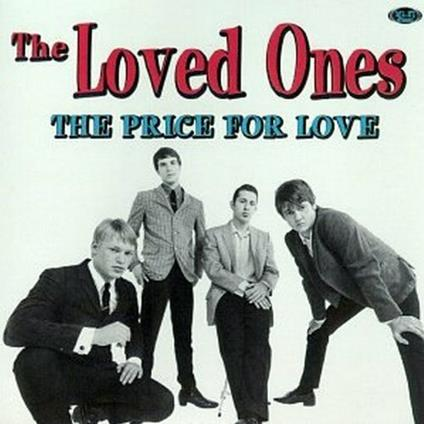 The Price for Love - CD Audio di Loved Ones