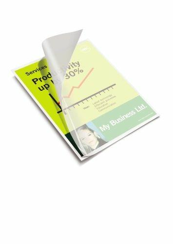 GBC Pouch per plastificazione Highspeed 2x80 micron lucide (100) - 2
