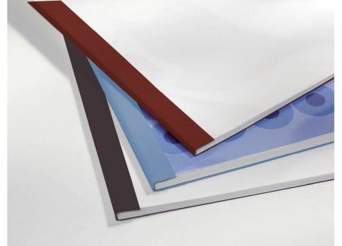 GBC Copertine per rilegatura termica Standard 8 mm bianche (100) - 2