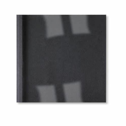 GBC Copertine rilegatura termica LeatherGrain 1,5mm blu royal - 3