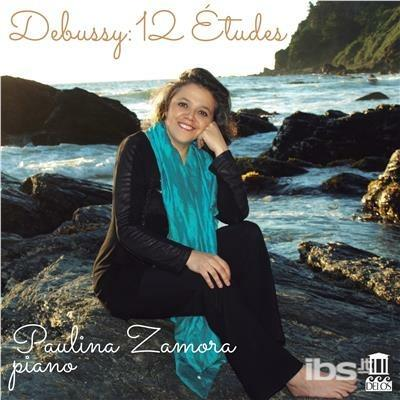 12 Studi - CD Audio di Claude Debussy