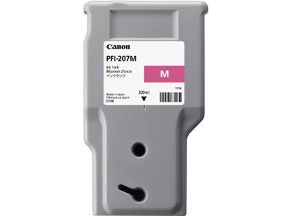 Cartuccia Canon PFI-207 M Magenta