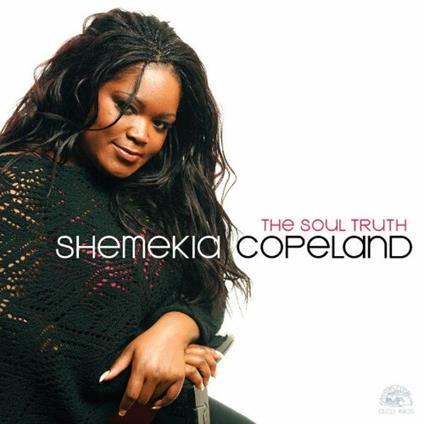 The Soul Truth - CD Audio di Shemekia Copeland