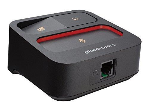 Plantronics MDA100 QD switch telefonico Nero