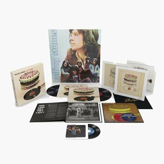 "Let it Bleed (50th Anniversary Box Set Edition: 2 LP + 2 SACD + 1 Vinile7"") - Vinile LP + CD Audio di Rolling Stones - 2"