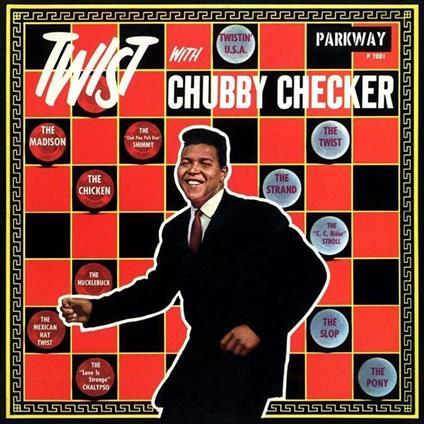 Twist With Chubby Checker - Vinile LP di Chubby Checker