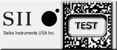 Seiko SLP-STAMP2 Bianco Etichetta per stampante autoadesiva - 2