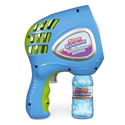 Gazillion Bubbles MEGABUBBLE Blaster Macchina per Bolle, Multicolore, 36444