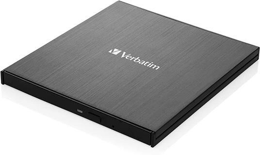 Verbatim 43886 lettore di disco ottico DVD±RW Nero