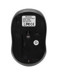 Verbatim Go Nano mouse RF Wireless 1600 DPI Ambidestro - 3
