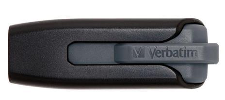 Verbatim V3 - Memoria USB 3.0 128 GB - Nero - 4