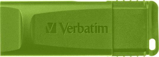 Verbatim Slider - Memoria USB - 3x16 GB, Blu, Rosso, Verde - 2