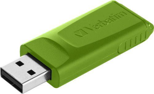Verbatim Slider - Memoria USB - 3x16 GB, Blu, Rosso, Verde - 5