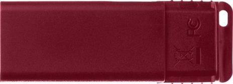 Verbatim Slider - Memoria USB - 3x16 GB, Blu, Rosso, Verde - 6