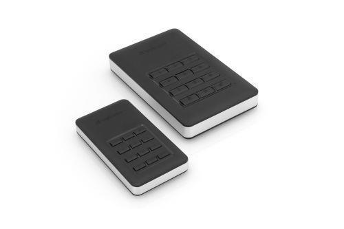 Verbatim Disco rigido portatile Store 'n' Go® Secure con tastierino di accesso da 2TB - 3