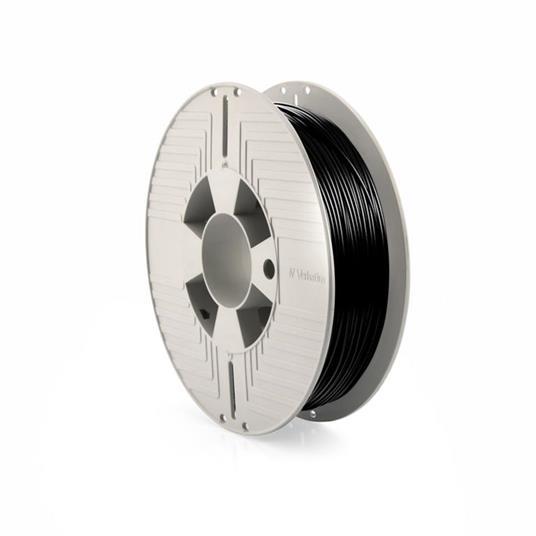 Verbatim 55511 materiale di stampa 3D Elastomero Termoplastico (TPE) Nero 500 g