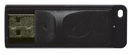 Verbatim Slider - Memoria USB da 32 GB - Nero - 4