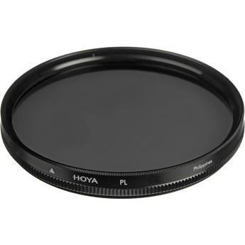 Hoya Y1POL049 Filtro della fotocamera polarizzante 49mm Filtro per lenti della macchina fotografica