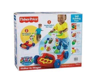 Mattel Fisher Price K6670 Primi Passi con giochi