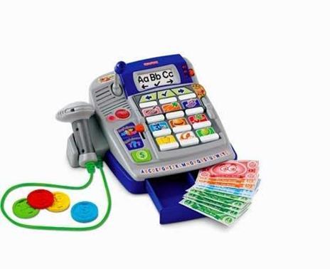Il registratore di cassa Fun