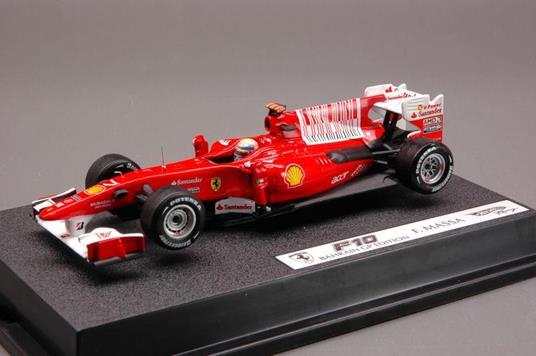 Ferrari F10 Felipe Massa Bahrain Gp 2010 1:43 Model T6290 Hwt6290