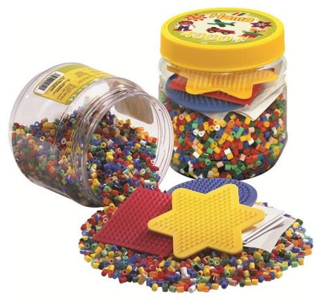 Beads And Pegboards Barattolo - 2