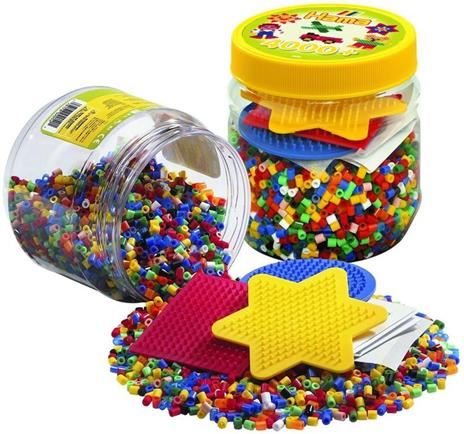 Beads And Pegboards Barattolo - 8