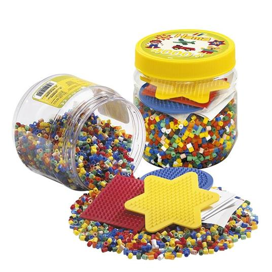 Beads And Pegboards Barattolo - 9