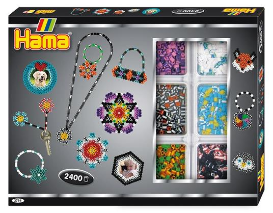 Hama Beads 3714 schema per decorazione con perline - 4