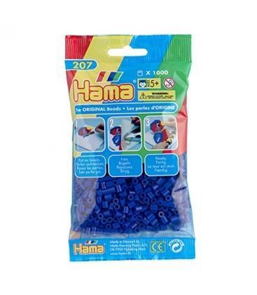 Bustina 1000 perline blu