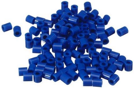 Bustina 1000 perline blu - 3